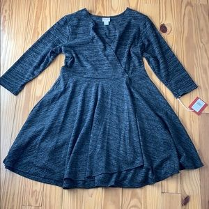 NWT Mossimo Grey Dress